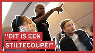 CONDUCTEUR BOOS OP SCHREEUWENDE REIZIGERS IN STILTECOUPÉ! | BONDGENOTEN