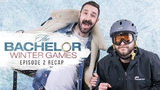 The Bachelor Winter Games | Episode 2 RECAP