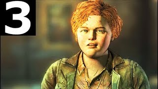 The Walking Dead Season 4 Episode 2 Part 3 - Righteous Clem - Alternative Choices Walkthrough