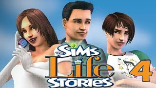 "The Sims Life Stories - ""HAPPY ENDING"" #4"