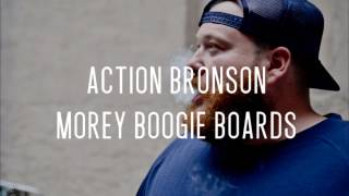 Watch Action Bronson Morey Boogie Boards video