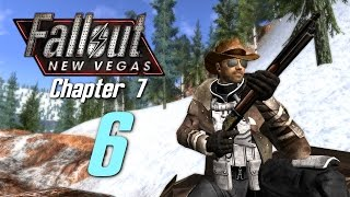 FALLOUT NEW VEGAS BOUNTIES III 6 Should I kill Ford YES NO
