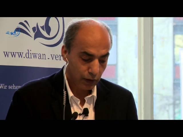 Saeed Peyvandis Rede über das Generationenkonflikt