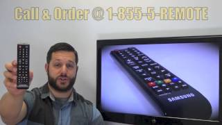 SAMSUNG AA5900817A Remote Control - www.ReplacementRemotes.com