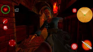 ★SCARY CASTLE HORROR ESCAPE 3D★ Horror GamePlay Download Link Below