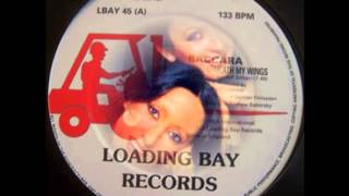 Baccara - wind beneath my wings 1992 loading bay grey label
