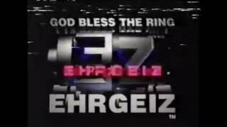 Toonami game review - Ehrgeiz (1999)