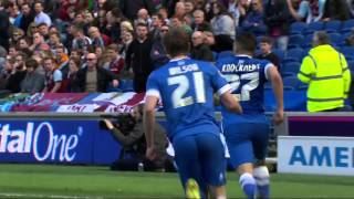 FOOTBALL LEAGUE HIGHLIGHTS | Brighton v Burnley