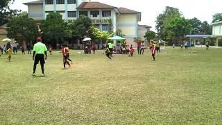 Soccer kid perak (bwh 9) vs team kl