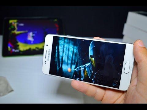 Samsung Galaxy A3 2016 SM-A310 ( производительность в играх )