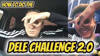 HOW TO DO THE *NEW* DELE ALLI CHALLENGE 2! Quick Step by Step #DeleChallenge