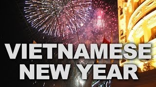 Tet, the Vietnamese Lunar New Year