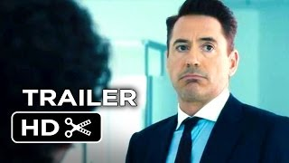 The Judge TRAILER 1 (2014) - Robert Downey Jr., Billy Bob Thornton Movie HD