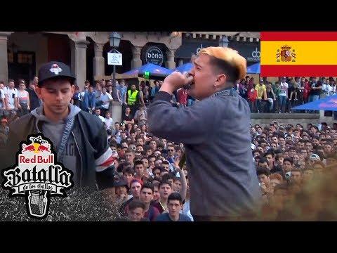 BARON vs JUAN SNK - Octavos: Barcelona, España 2018 | Red Bull Batalla De Los Gallos