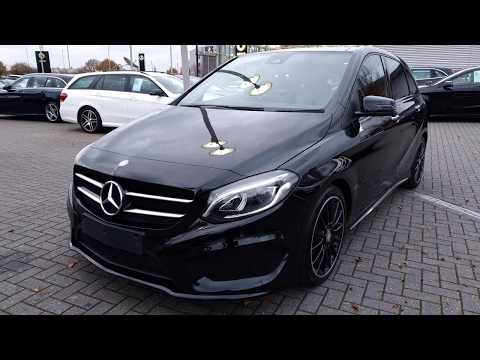 Mercedes-Benz B200d AMG Line Premium Plus - KW66OTK - NOW SOLD