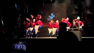 JOHAN AKAR KITA ZAPIN 2012 Sanggar Budaya