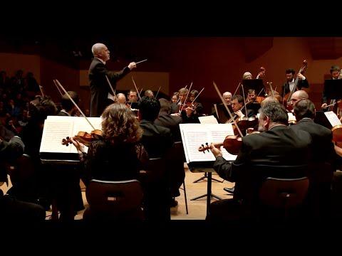 Arriaga: Sinfonía en re mayor - Jesús López Cobos - Sinfónica de Galicia