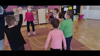 Okulöncesi Bekçi Amca Oyunu
