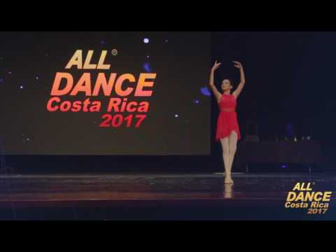 ALL DANCE COSTA RICA 2017 - CODIGO 32