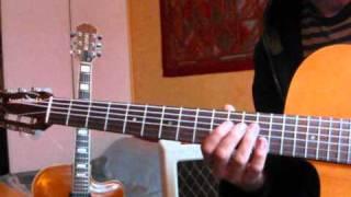 les deux guitares - jazz manouche