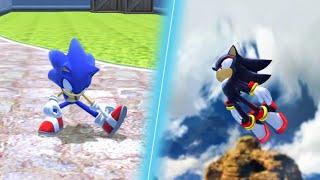Sonic Lost World: Adventure 2 Pack