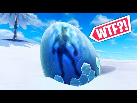 *NEW* PLAYER INSIDE THE EGG!! - Fortnite Funny WTF Fails and Daily Best Moments Ep. 881