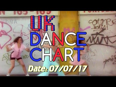 UK TOP 40 - DANCE SINGLES CHART (07/07/2017)