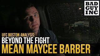 Mean Maycee Barber