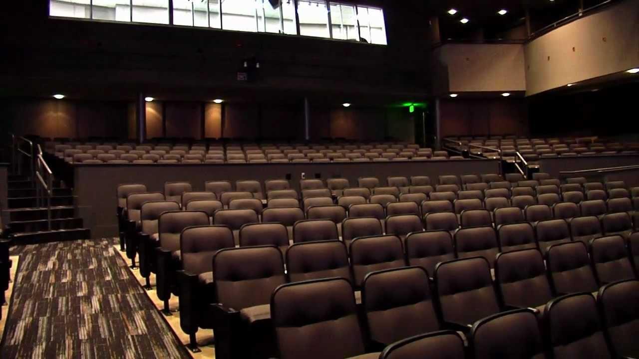 J S Cotney Inc Lighting Birmingham Al Asfa Theatre