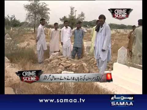 Crime Scene Nov 10, 2011 SAMAA TV 1/2