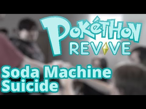 Pokethon Revive -  Soda Machine Suicide V3