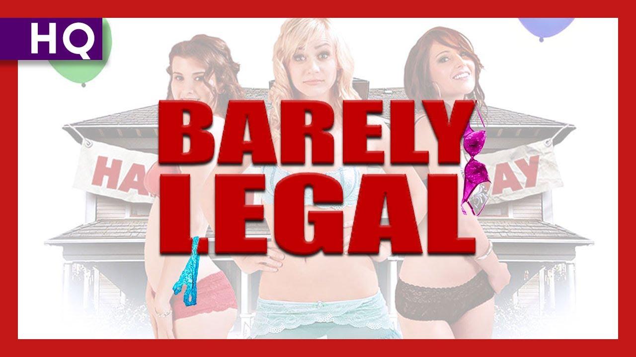 Barely Legal June 1994 Magazine Barely Legal June 1994
