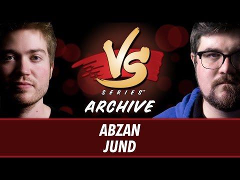 9/15/16 - Majors VS Brad: Abzan VS Jund [Modern]