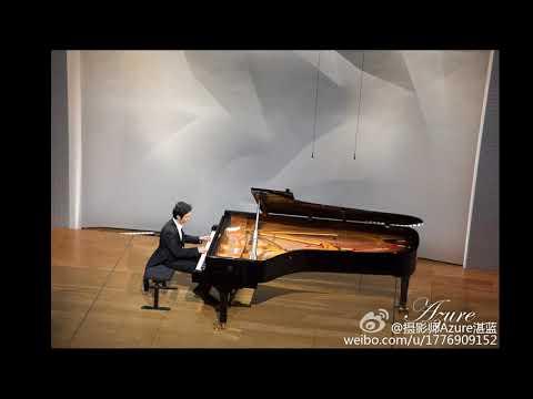 Yundi Li- Chopin  Ballade No.1  No.2   No.3(20160617 Paris)