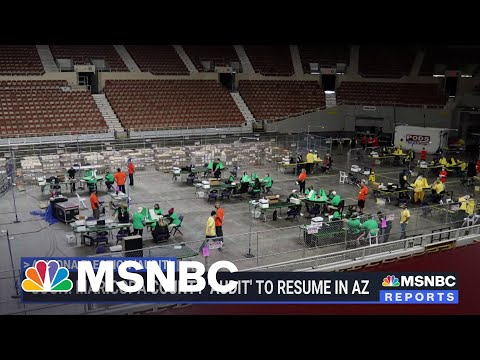 AZ Secretary of State: 'This Is Everything But An Audit' | MSNBC
