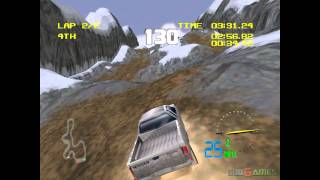 4x4 World Trophy - Gameplay PSX / PS1 / PS One / HD 720P (Epsxe)
