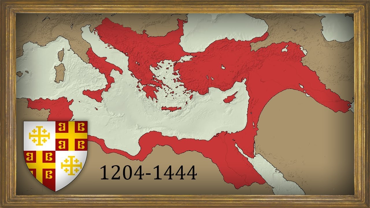CK2 - Timelapse AAR - Holy Oriental Empire (Jerusalem Mega Campaign)