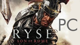 Ryse: Son of Rome - Império / 760 GTX (PC) GAMEPLAY