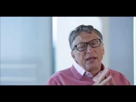 Bill Gates On Climate Change And The Future Of Energy