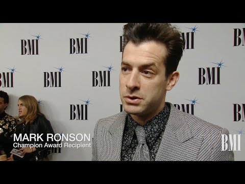 The 66th Annual BMI Pop Awards 2018 Honoring Mark Ronson   Watch Highlights