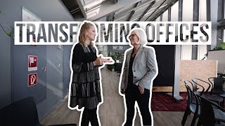 How DesignOffices turned Roland Bergers old Office into a new Coworking Space