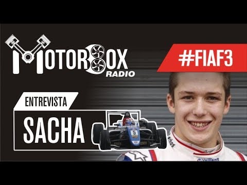 #FIAF3 Sacha Fenestraz habla de Macao, su futuro en la F3 y la Renault Sport Academy
