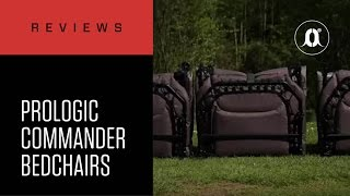 CARPologyTV - Prologic Commander Bedchairs Review