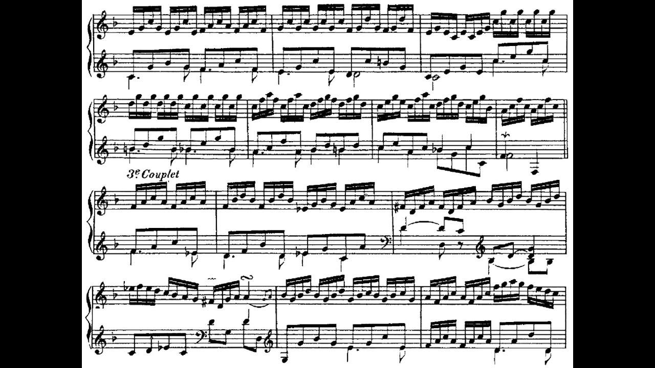 [Dušan Holý] Couperin: Le Tic Toc Choc Ou Les Maillotins on Piano