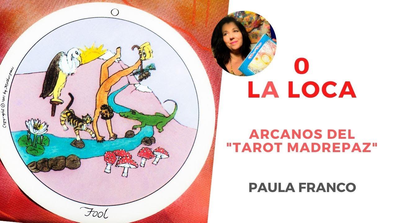 0:02 / 5:510 La Loca, de los Arcanos Mayores del Tarot Madrepaz Espiritualidad y Chamanismo