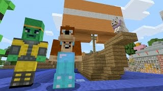 Minecraft Xbox - Tiny Boats [222]