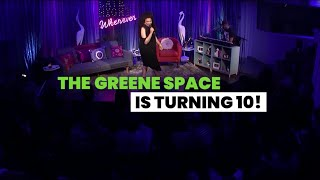 Celebrating 10 Years of The Greene Space