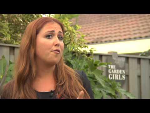(Placement portfolio 101132) The Garden Girls corporate film
