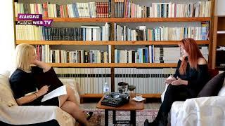Η Ευσταθία Πάγκου μιλά για την εξωσωματική γονιμοποίηση-Eidisis.gr webTV