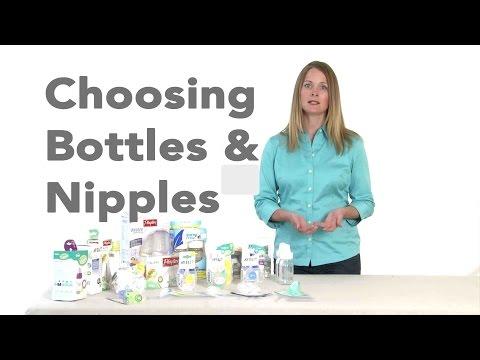 Baby Bottles and Nipples